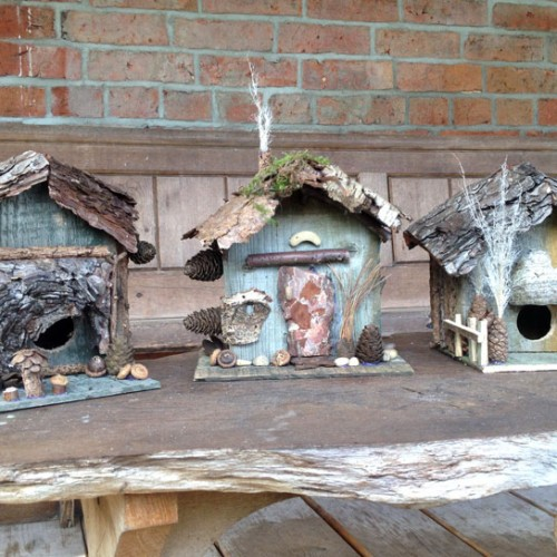 Fairy Homes and Doors