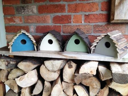 Arc bird box