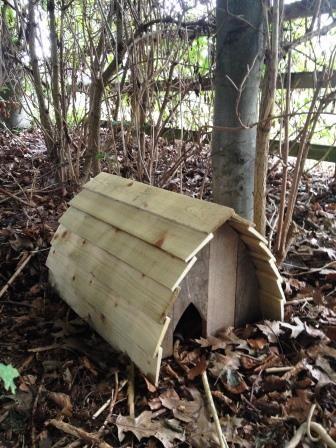 Natural hog box