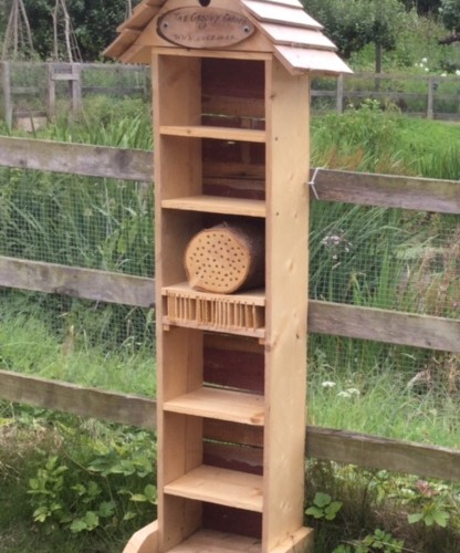 Fill Your Own High Rise Bug Hotel